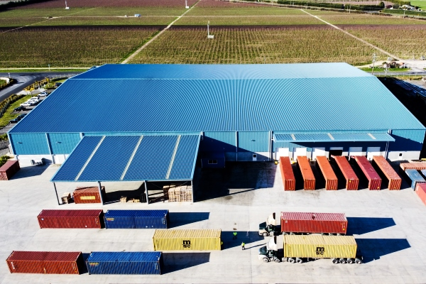 Tomoana Container Transport Services